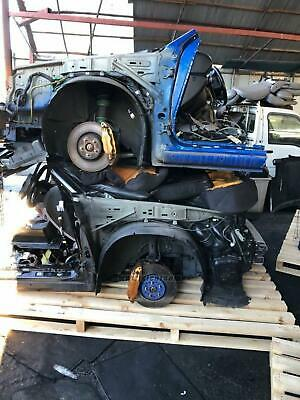 Subaru Impreza Wrx Sti Gdb Blue 07' X1 Unit Half Cut And Parts Japan Container