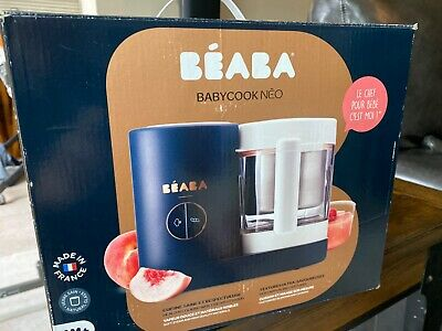 Beaba Babycook Neo Cloud (Used once)