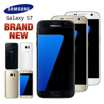 New Factory Unlocked Android Phone Samsung Galaxy S7 G930F LTE 4G 32GB HOT SALE