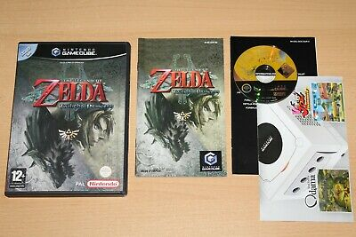 Jeu The Legend of Zelda : Twilight Princess [FRA] sur Nintendo GameCube en TBE