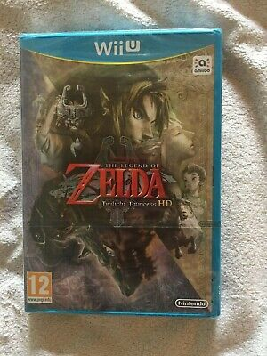 The Legend of Zelda : Twilight Princess HD - Nintendo Wii U - NEUF