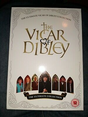 The Vicar Of Dibley The Ultimate Collection