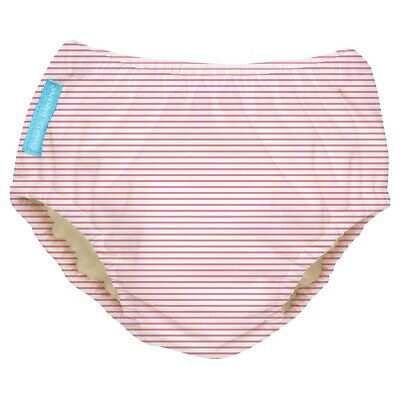 CHARLIE BANANA REUSABLE SWIM DIAPER, Eco Friendly Leak Free XL (27-55 Pounds)