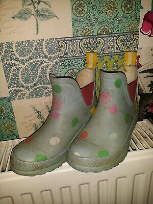 Joules Wellibob - wellies Girls Size 11 Infant