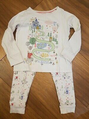 Marks and Spencer Girls PJs Fairy Tale 4-5