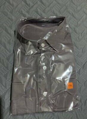 Flame Resistant FR Button Down Work Shirt