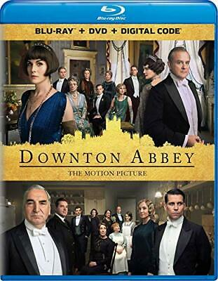 Downton Abbey (Movie, 2019) [Blu-ray] - Blu-ray + DVD + Digital