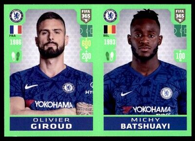 PANINI FIFA 365 2020 Cartes cards-Olivier Giroud-LIMITED EDTION