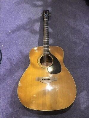 YAMAHA FG-180 Acoustic Guitar (Used)