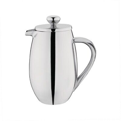 Olympia Insulated Stainless Steel Coffee Plunger 3 Cup