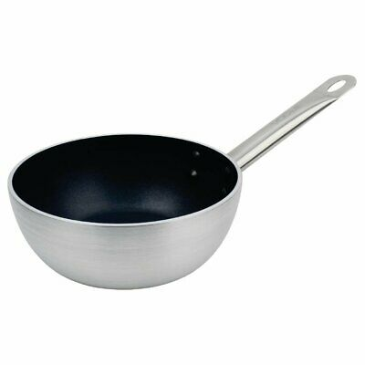 Vogue Induction Flared Non Stick Saute Pan 200mm