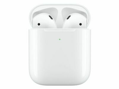Apple AirPods, 2. Generation, Wireless, inkl. kabellosem Ladecase B-WARE