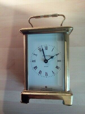 Bayard 8Day French Carriage Clock by Duverdrey & Bloquel