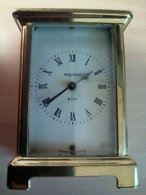 Bayar 8 Day French Carriage Clock by Duverdrey & Bloquel.
