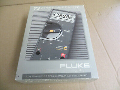 Profi Messgerät Multimeter FLUKE 73 Series II