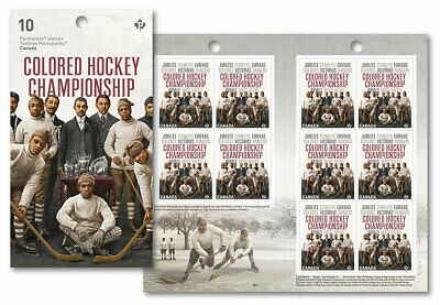 2020 Black History Month: Permanent- Domestic Stamps - Booklet of 10 MNH