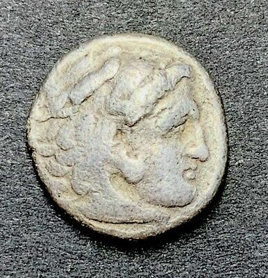 """EXCELLENT VALUE - Alexander III """"The Great"""" Silver Drachm. 336-323 BC."""