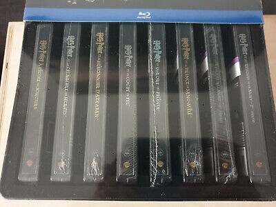BluRay Harry Potter Steelbook Complete Collection Limited Edition Teil 1-8