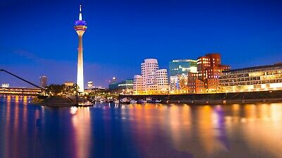 Newcastle Dusseldorf Return Flights Plane Tickets 28/02-02/03 3 Nights Weekend