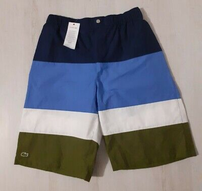Boys Lacoste Shorts Age 14 Years (New)
