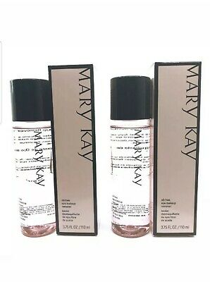 Mary Kay Oil-Free Eye Makeup Remover- 3.75 fl. oz. (2 PACK)