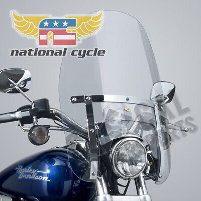 National Cycle 1971-1984 Harley-Davidson FXE Super Glide Heavy Duty Windshield