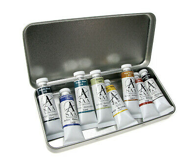 SAA Watercolour Paint Seascape Set