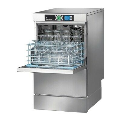 Glasswasher with Integrated Reverse Osmosis