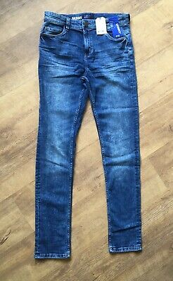 NEXT Boys Skinny Jeans Age 14 Long BNWT Still On Website