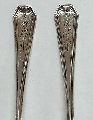 WHITING STERLING SILVER LADY BALTIMORE PATTERN Citrus Spoon, Small 4 inch size