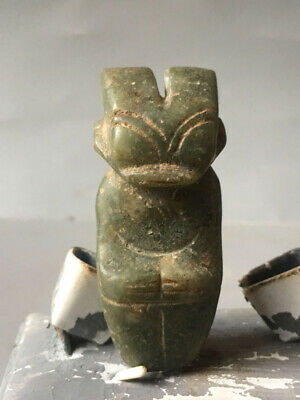 China,jade,hongshan culture,hand carving,natural jade,The sun god,pendant 108