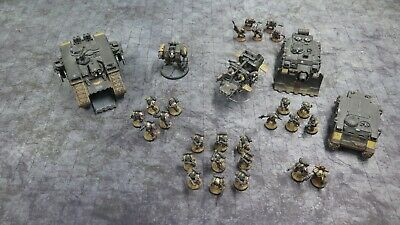 Warhammer 40k Red Scorpion Space Marine Army A Fully Painted