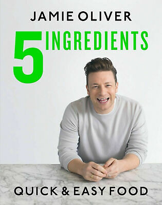 (PDF version) 5 Ingredients: Quick & Easy Food by Jamie Oliver Recipes