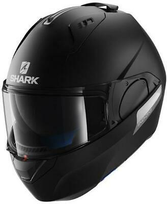 Shark Evo-One Blank KMA Helmet Matt Black Large