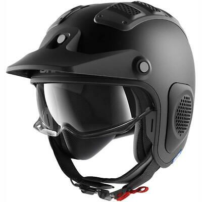 Shark X-Drak Blank KMA Helmet Matt Black Medium