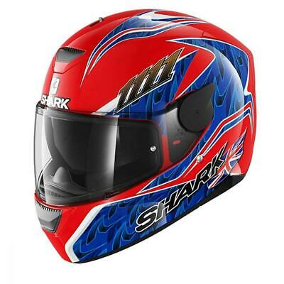 Shark D-Skwal Fogarty RBB Helmet X-Large