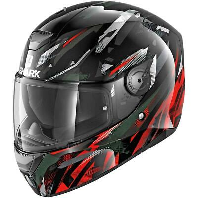 Shark D-Skwal Kanhji Helmet KRW Medium