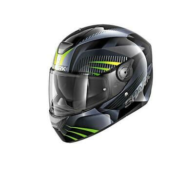 Shark D-Skwal Mercurium Helmet KAG Medium