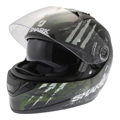 Shark Ridill Threezy Helmet KWG Large