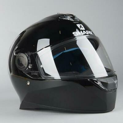 Shark Skwal 2 Blank Helmet Black Small