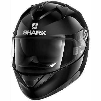 Shark Ridill Blank Helmet Black Medium