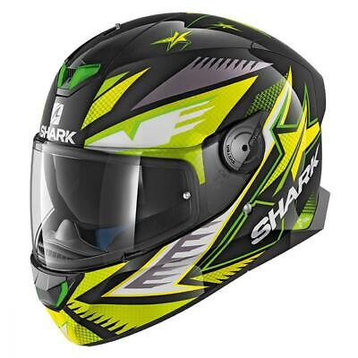 Shark Skwal 2 Draghal Helmet KGY Small