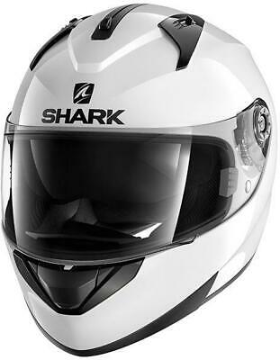 Shark Ridill Blank Helmet WHU X-Large