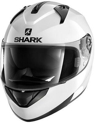 Shark Ridill Blank Helmet WHU Large