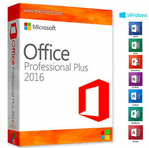 Office 2016 Professional Plus Genuine Key For License Full Version Instant 📩