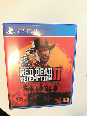 Red Dead Redemption 2 (Sony PlayStation 4, 2018)
