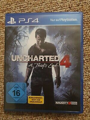 Uncharted 4 - A. Thiefs End - PlayStation Spiel PS4