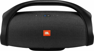 JBL Boombox Portable Bluetooth Speaker—Black—Used, Good Condition