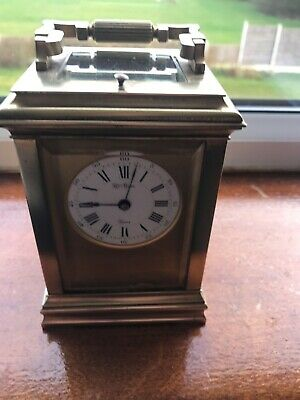 18 century carriage clock french Henry Marc repeater