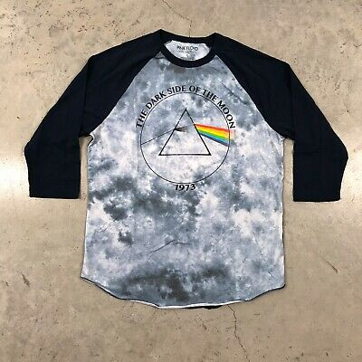Pink Floyd The Wall Raglan Jersey Style T-Shirt Classic Rock Band Psych
